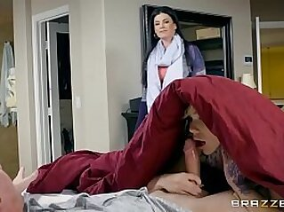 Brazzers - India Summer teaches step daughter how to fuck   ass ass lovers daughter desi