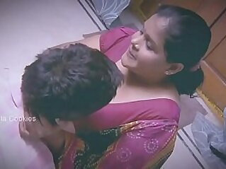 Chubby Indian / Desi Lady with y. man | chubby desi indian lady