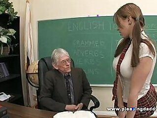 Anything To Pass The Class | ass lovers hardcore old and young old man