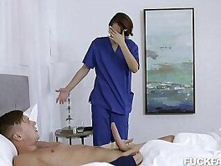 Natalie Porkman The Nympho Nurse | amateur ass boobs cum