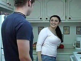 Chubby Maid Dana   blowjob chubby homemade maid
