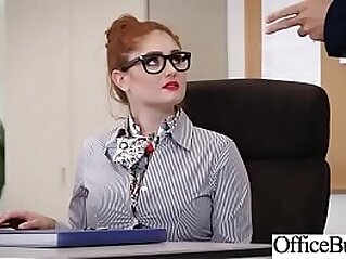 Hard Sex Tape In Office With Big Round Tits Sexy Girl (Lennox Luxe) video-19   amateur boobs busty fuck