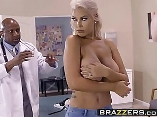 Brazzers - Doctor Adventures - The Butt Doctor scene starring Bridgette B and Prince Yashua | ass babe butt doctor