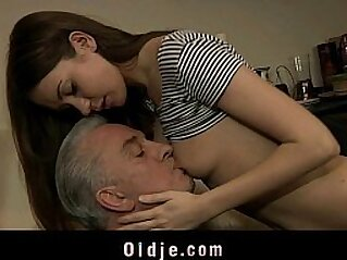 The little bitch anal fuck with old cock | anal ass ass lovers bitch