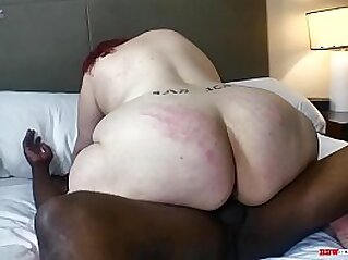 Mr Stixx Gets deep in mature pawg ass on BBWHighway.com   anal ass bbw fat