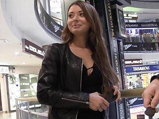 Mind-bending pickup sex with a hot shopoholicPickupFuck | facials hardcore money pickup